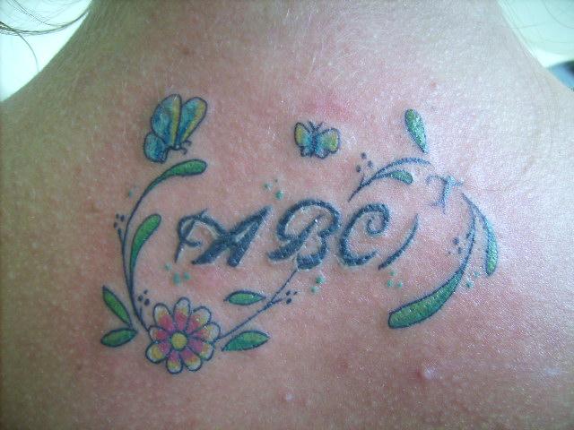 letras tattoo. letras para tattoo.