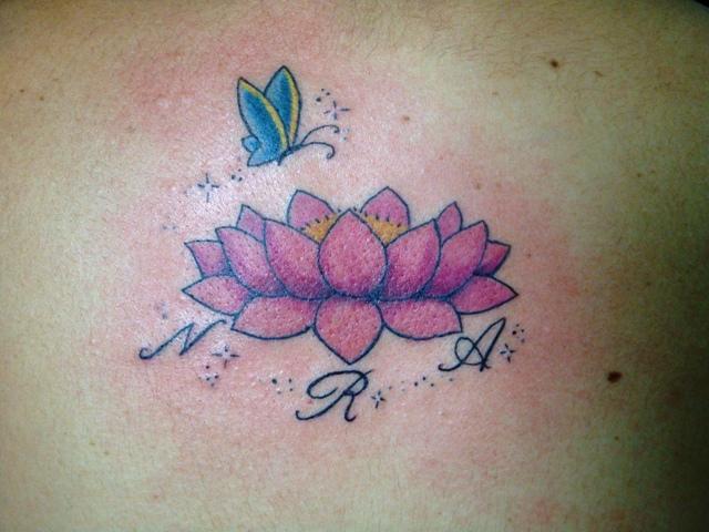 tattoo flor de lotus 14 de marco de 2011