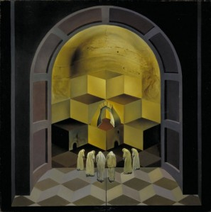 15-skull-of-zurbaran-illusion-paintings-by-salvador-dali-preview