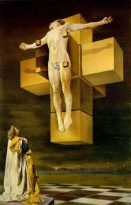 17-crucifixion-surreal-paintings-by-salvador-dali